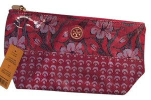 Tory Burch Iris Combo Small Cosmetic Case