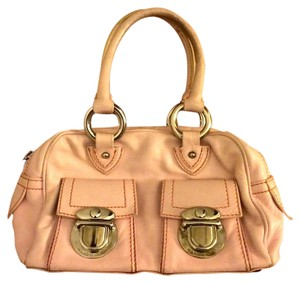 Marc Jacobs Satchel in Light Pink