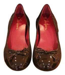 Cole Haan Cute New Mint-condition Dark Chocolate Wedges