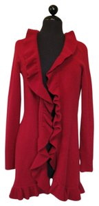 Magaschoni Sweater Open Cardigan