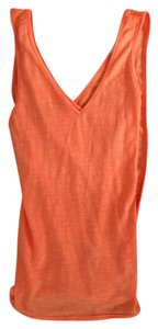 dELiA's Open Back Top Orange