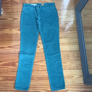 Anthropologie Skinny Pants Teal