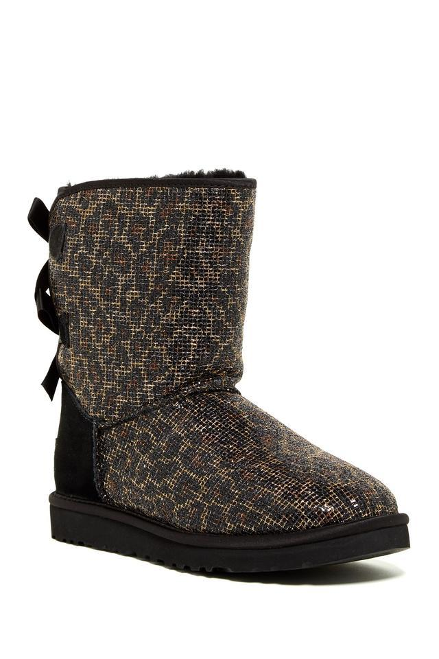 cheetah print ugg boots with bows | division of global affairs