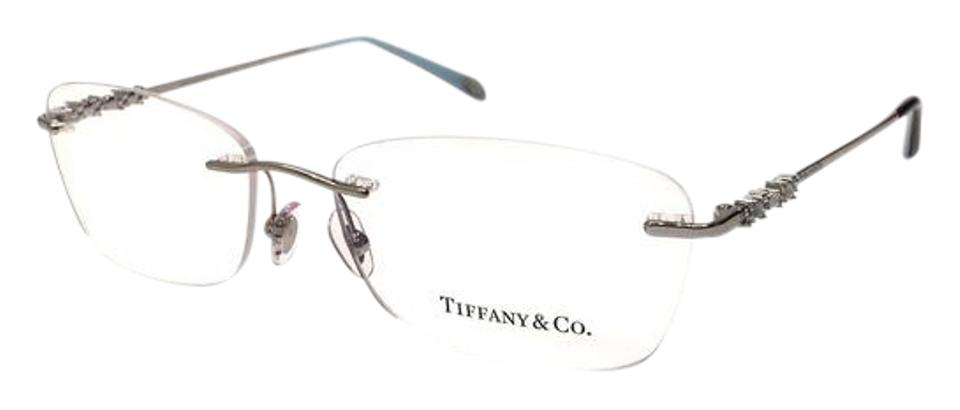 806d6c8e9ce Tiffany   Co. Silver Tf 1110 Rimless - Free 3 Day Shipping Sunglasses -  Tradesy Tiffany Victoriatm Rimless Sunglasses
