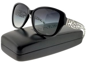 Ralph Lauren RA5182-501-11 Women's Black Frame Grey Lens Sunglasses NWT