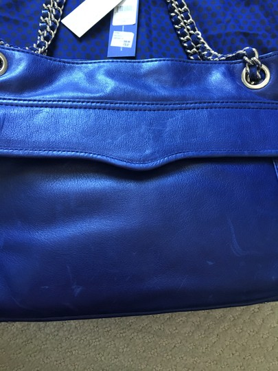 Rebecca Minkoff Handbag Swing Blue Swing Shoulder Bag
