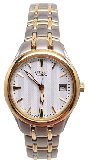 Preload https://item3.tradesy.com/images/citizen-women-s-ew1264-50a-gold-stainless-steel-eco-drive-watch-21293467-0-1.jpg?width=440&height=440