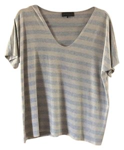 Hatch Collection T Shirt gray/tan