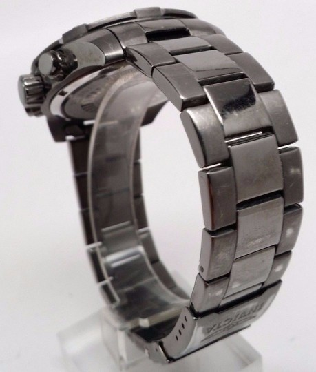 Invicta Speciality 21618 Men's Gunmetal Stainless Steel Chronograph Watch