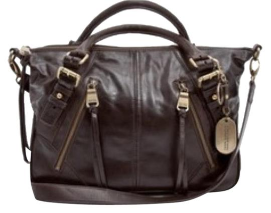 Preload https://img-static.tradesy.com/item/21293656/marc-new-york-andrew-nathalie-brown-leather-satchel-0-1-540-540.jpg
