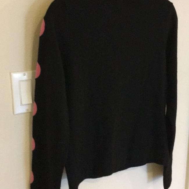 Alice + Olivia Top Black, pink
