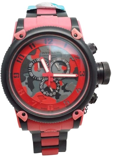 Preload https://img-static.tradesy.com/item/21293928/invicta-men-s-analog-display-chronograph-quartz-red-and-black-watch-0-1-540-540.jpg