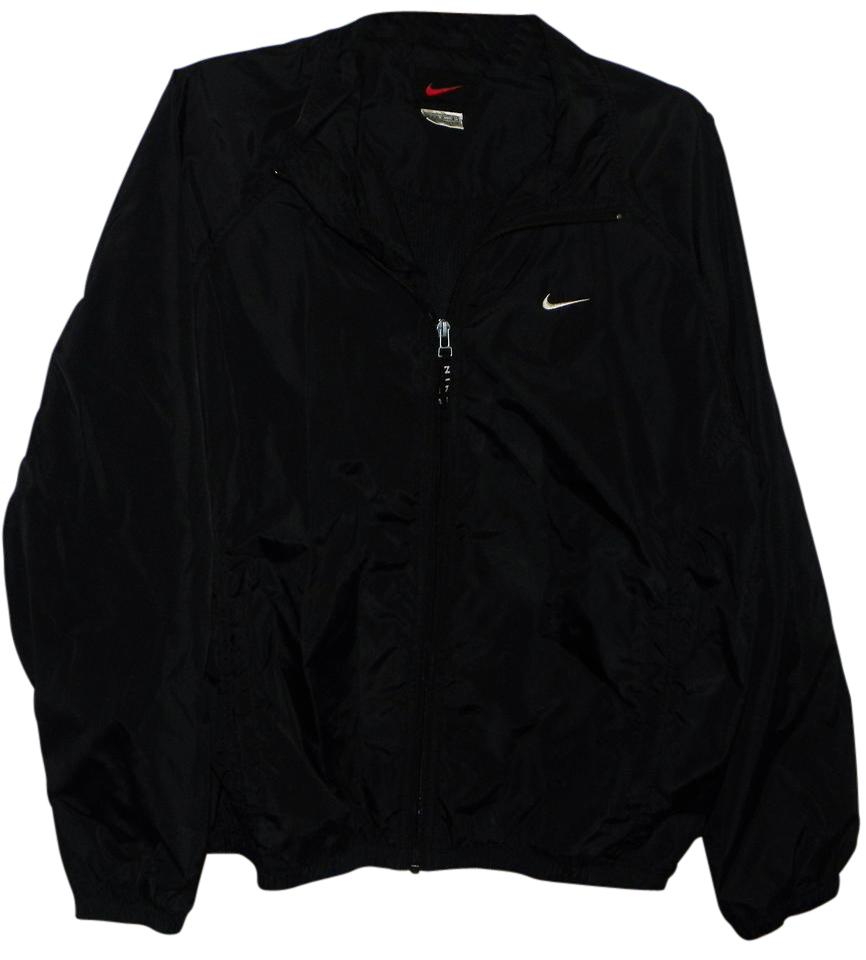 Nike Black Rfc #nme 920220 Kl4 Jacket Size 14 (L) 66% off retail