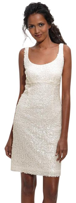Preload https://img-static.tradesy.com/item/21293995/suzi-chin-for-maggy-boutique-white-sequin-tank-short-cocktail-dress-size-4-s-0-5-650-650.jpg