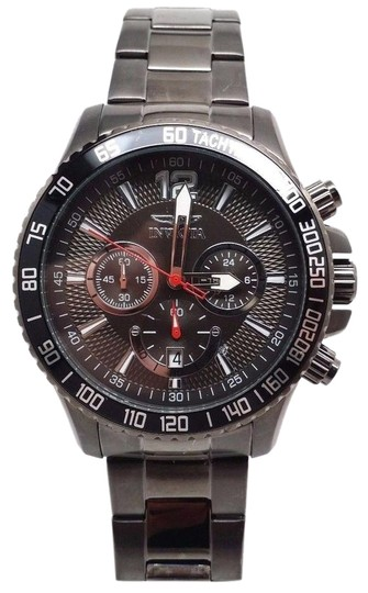 Preload https://item1.tradesy.com/images/invicta-specialty-mens-black-dial-date-chrono-black-ion-ss-16201-watch-21294020-0-1.jpg?width=440&height=440