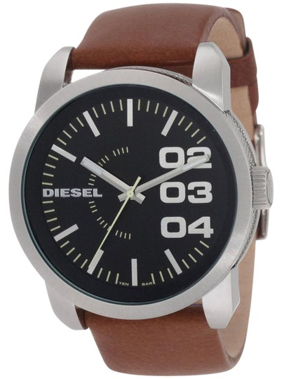 Preload https://img-static.tradesy.com/item/21294037/z1513-black-dial-tan-leather-strap-analog-men-s-box-included-watch-0-1-540-540.jpg