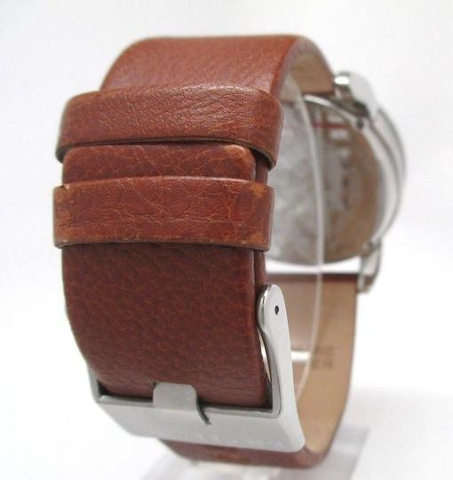 Diesel D Z1513 Black Dial Tan Leather Strap Analog Men's Watch Box Included