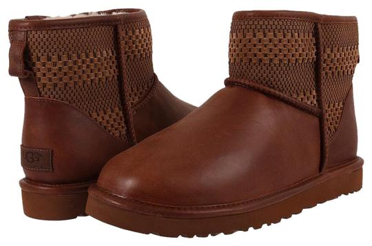 Preload https://img-static.tradesy.com/item/21294046/ugg-australia-brown-men-s-mini-weave-bootsbooties-size-us-13-regular-m-b-0-3-540-540.jpg