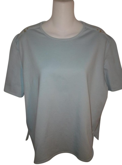 St. John T Shirt Light Blue