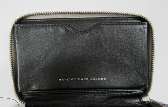 Marc by Marc Jacobs NEW MARC BY MARC JACOBS WRISTLET PHONE CASE TWO TONE SILVER WALLET