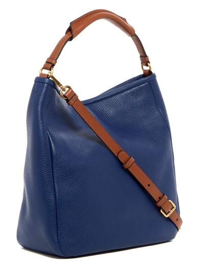 Marc by Marc Jacobs Softy Leather Leather Shoulder Brown M0009428 889732588396 Hobo Bag