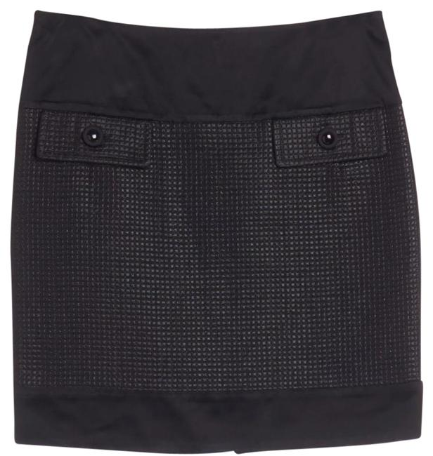 Preload https://item2.tradesy.com/images/reiss-black-quilted-miniskirt-size-2-xs-26-21294406-0-1.jpg?width=400&height=650
