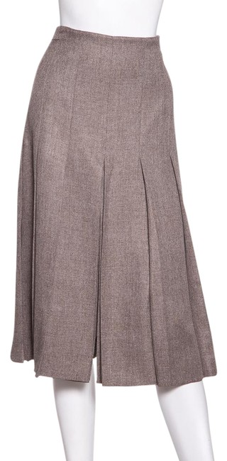 Akris Skirt Gray