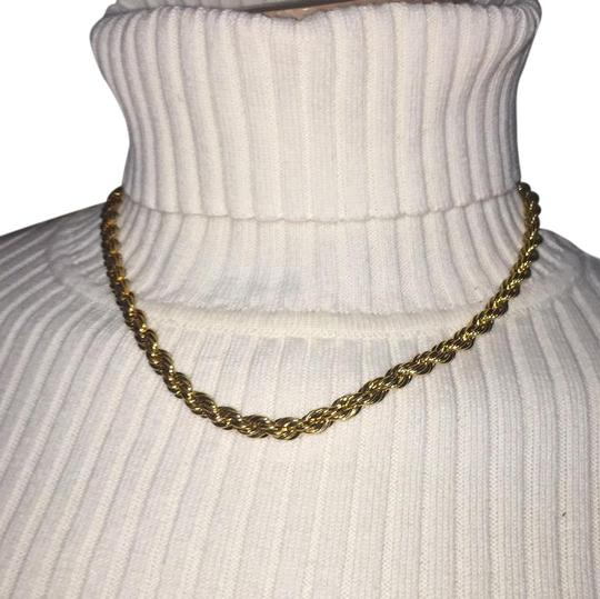 Preload https://item4.tradesy.com/images/napier-gold-tone-chain-necklace-21294458-0-1.jpg?width=440&height=440