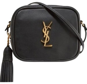 Saint Laurent Blogger Classic Leather Cross Body Bag