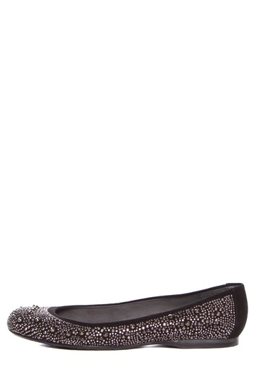 Preload https://item2.tradesy.com/images/stuart-weitzman-black-and-silver-suede-round-flats-size-us-65-regular-m-b-21294791-0-0.jpg?width=440&height=440