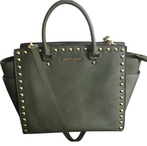 Michael Kors Tote in loden