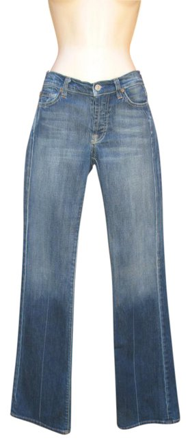 Preload https://item3.tradesy.com/images/7-for-all-mankind-blue-dark-rinse-7fam-seven-boot-cut-jeans-size-26-2-xs-21295017-0-2.jpg?width=400&height=650