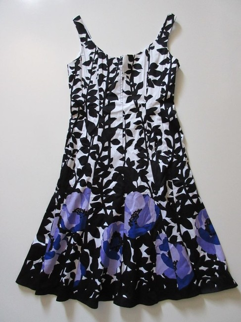 Nine West short dress Black and White on Tradesy