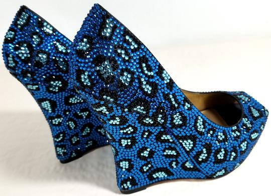 Benjamin Adams Blue Wedges