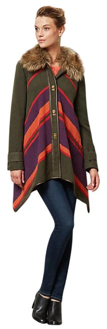 Preload https://item4.tradesy.com/images/anthropologie-multicolor-chevron-sweep-coat-s-ponchocape-size-6-s-21295283-0-2.jpg?width=400&height=650