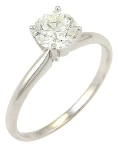 Other New Round Cut 0.93ct J VS1 Solitaire Diamond Engagement Ring wGIA Cert