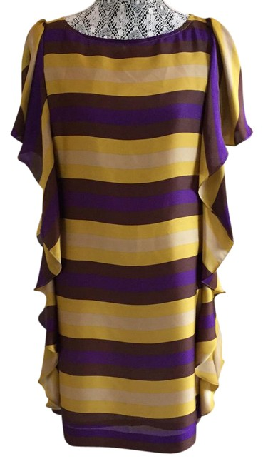 Preload https://item2.tradesy.com/images/michael-kors-multi-color-striped-mid-length-workoffice-dress-size-10-m-21295566-0-1.jpg?width=400&height=650