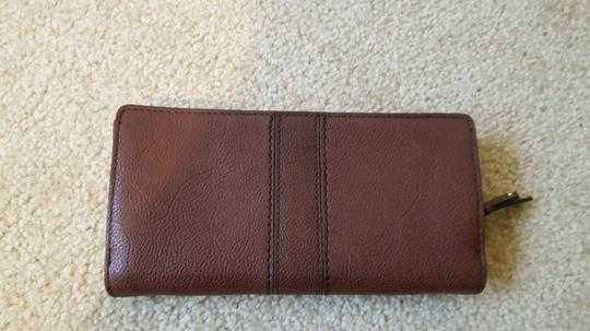 Cole Haan Brown Leather Wallet