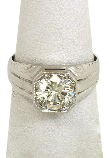 Preload https://img-static.tradesy.com/item/21295676/white-gold-art-deco-225ct-round-cut-diamond-18k-solitaire-size-1-ring-0-1-540-540.jpg