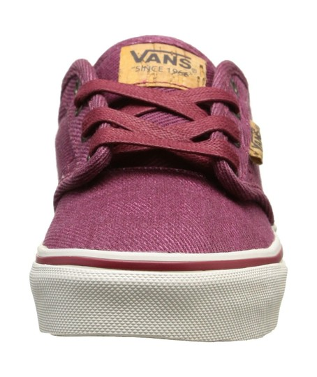 Vans red/marshmallow Athletic