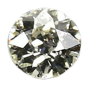 Other Round Old Mine Cut 1.09ct L-M VS2 Solitaire Loose Diamond