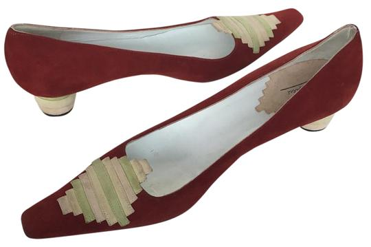 Preload https://item3.tradesy.com/images/emilio-pucci-suede-art-deco-pumps-size-us-75-narrow-aa-n-21295807-0-1.jpg?width=440&height=440