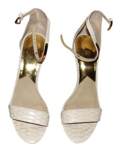 Michael Kors Collection WHITE Sandals