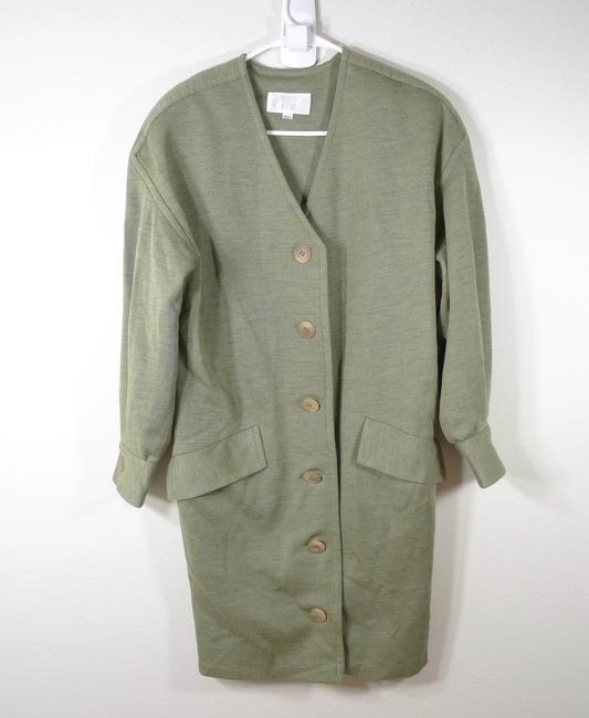 Badgley Mischka Vintage Jacket Trench Coat