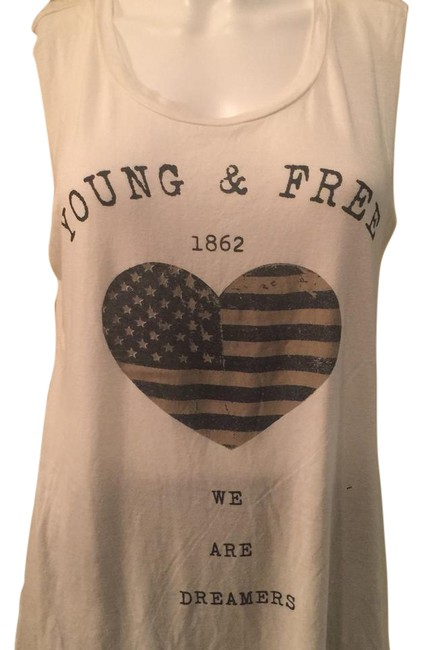 Preload https://item5.tradesy.com/images/white-tank-topcami-size-8-m-21295934-0-1.jpg?width=400&height=650