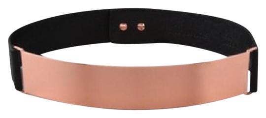 Preload https://img-static.tradesy.com/item/21295942/nicholas-black-and-rose-gold-roxanne-plate-belt-0-1-540-540.jpg