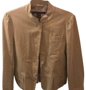 Marc Jacobs taupe Jacket