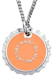 Marc by Marc Jacobs Lost & Found Bottle Cap Pendant Necklace