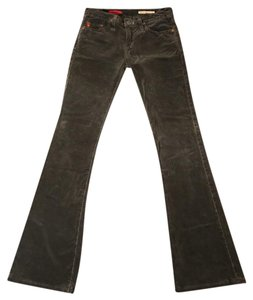 AG Adriano Goldschmied Boot Cut Pants taupe