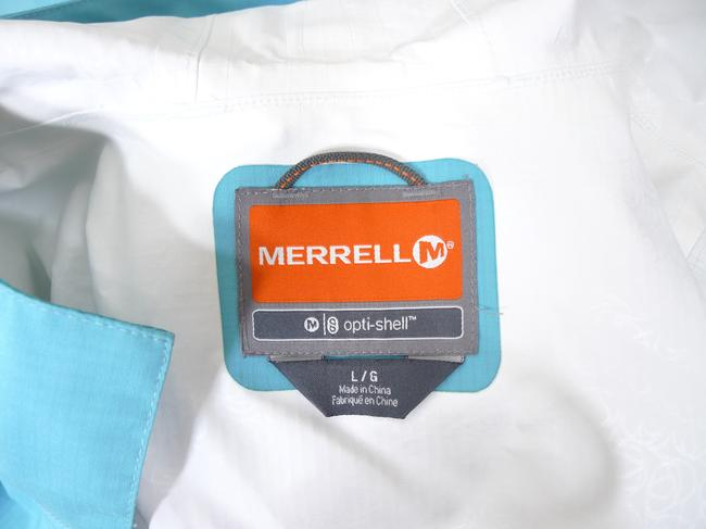 Merrell Raincoat blue Jacket